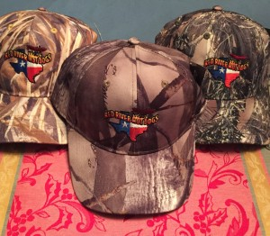Red River Hot Dogs Camo Hats